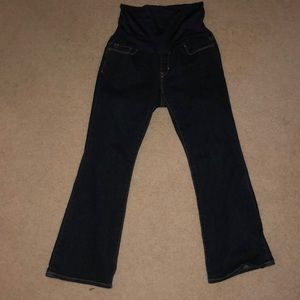 Gap Sexy Bootcut Maternity Jeans